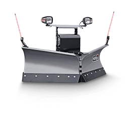SnowStriker V-plow for pickups