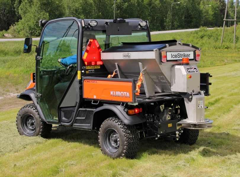Fert Spreader for Pickup and UTV