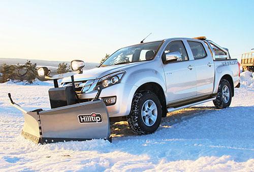 SnowStriker schneepflug für pick-up
