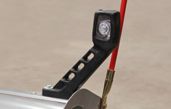 SnowStriker plow led markers
