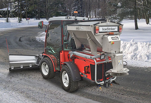 IceStriker Spreader for UTV