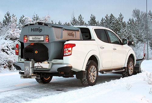 IceStriker streuer für pickup