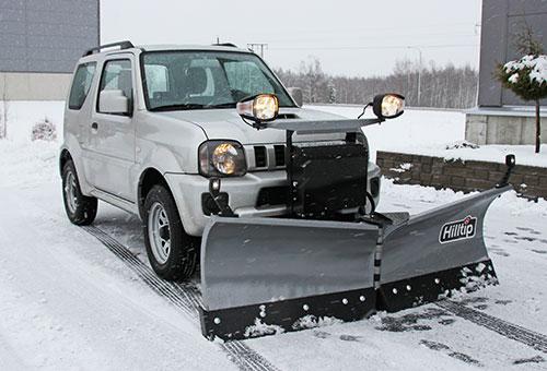 SnowStriker v-plow