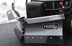 SnowStriker snowplow snowdeflector