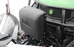 SnowStriker snowplow power unit