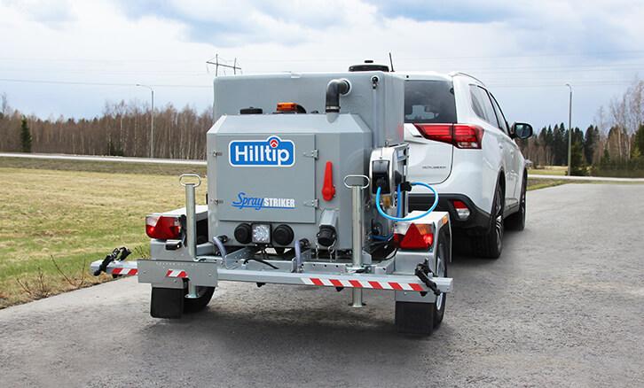 Hilltip SprayStriker™ 500L