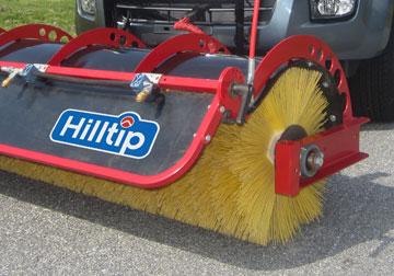 Hilltip SweepAway sweeper