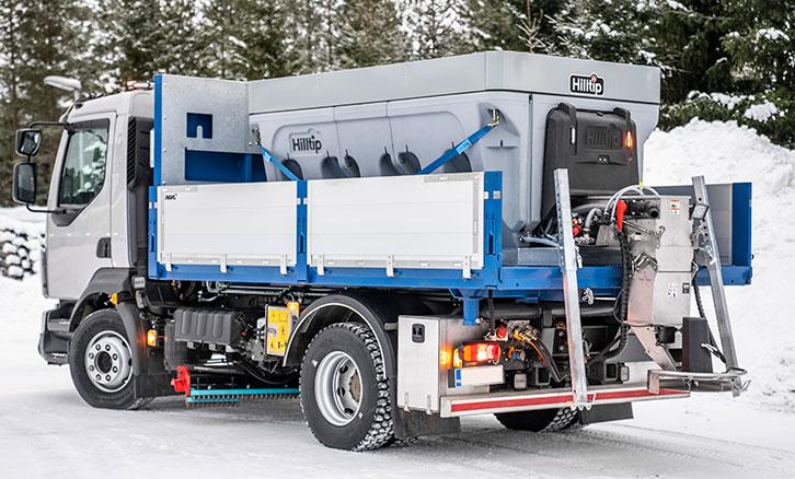 Modular Electric Combi Spreaders for Trucks