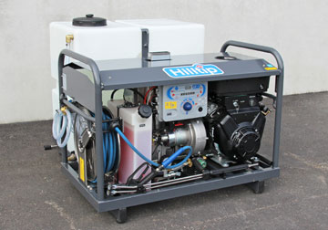 Hilltip JetIt pressure washer