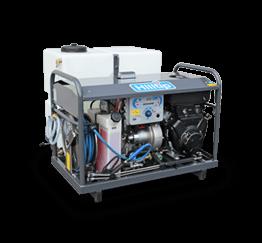 Jet-It mobile pressure washer