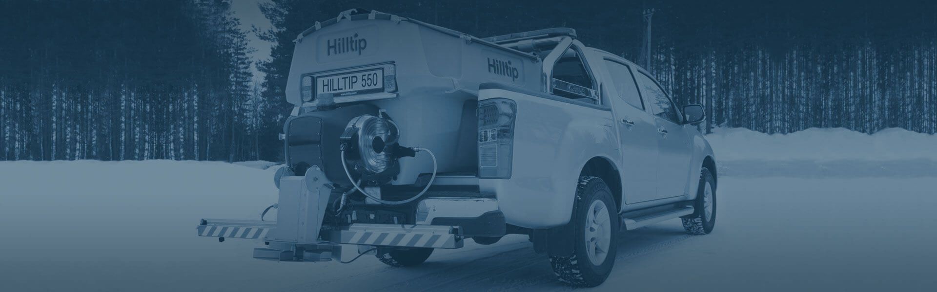 Hilltip Ice and Snow removal products