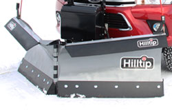 SnowStriker snowplow deflector