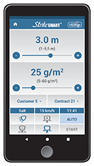Hilltip StrikeSmart app
