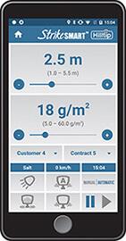 HillTip StrikeSmart™-app