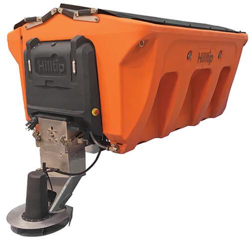 Hilltip IceStriker Truck salt spreader
